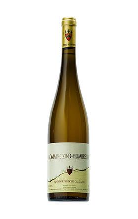 珍欢庄园活石灰皮诺半干白葡萄酒2015/Domaine Zind Humbrecht Pinot Gris Roche Calcaire 2015