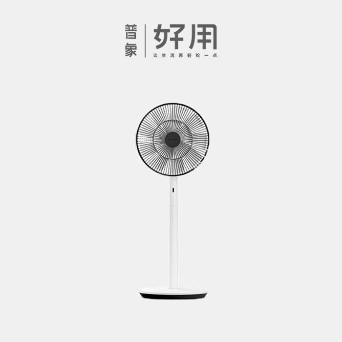 BALMUDA巴慕达电风扇落地日本原装进口台式家用静音果岭EGF1680
