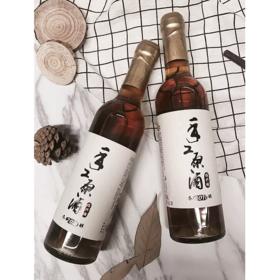 【闪购】塔牌冬酿手工黄酒2011