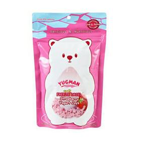 优格曼 冻干草莓酸奶 特淳溶豆 28g