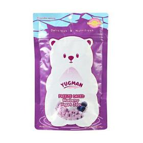 优格曼 冻干蓝莓酸奶 特淳溶豆  28g
