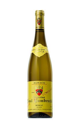 珍欢庄园麝香荼蘼干白葡萄酒2016/Domaine Zind Humbrecht Muscat Turckheim 2016/