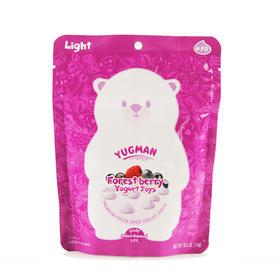 优格曼冻干混合莓酸奶清淳溶豆  14g