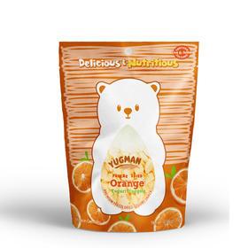 优格曼 冻干香橙酸奶 特淳溶豆