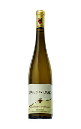 珍欢庄园活石琼瑶浆甜白葡萄酒2016/Domaine Zind Humbrecht Gewurztraminer Roche Calcaire 2016