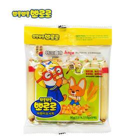 宝噜噜鳕鱼肠玉米儿童香肠90g