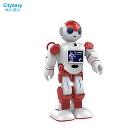 高科技智能机器人小E儿童教育早教机玩具跳舞家庭陪伴对话小管家