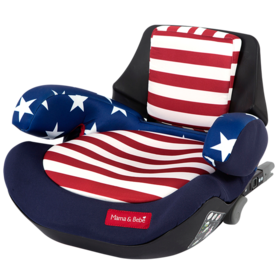Mama&Bebe+小极光安全座椅增高垫  久坐不累
