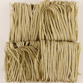 火锅绿豆面 杂粮面待煮面条绿豆味精装155g-820037