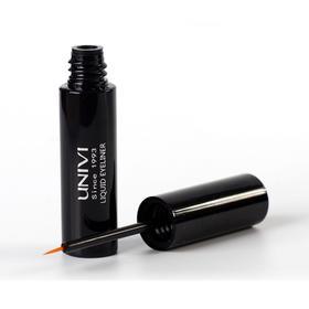 尤维UNIVI 银魅之影持久防水极细眼线液 超防水 不晕染 易卸妆