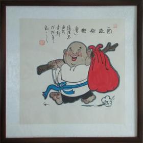 张汉忠——自在乐无边漫画作品