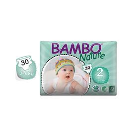 Bambo自然系列婴儿纸尿裤 2号(3-6kg)