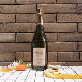 【周周惠】Leclerc Briant Les Chèvres Pierreuses 1er Cru 萡乐单一园系列山羊石香槟(起泡葡萄酒)