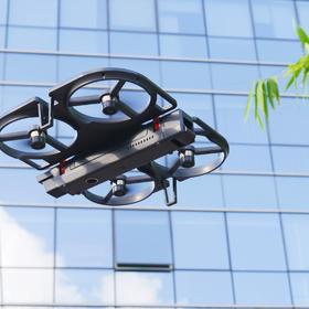 【小米众筹爆款!】FUNSNAP逗映无人机,专业高清航拍跟拍,超长续航智能遥控四轴飞行器