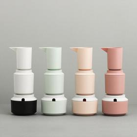 NORMANN 丹麦几何系列牛奶壶杯子水杯茶杯
