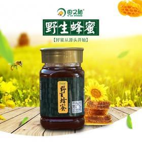 【纯正野蜂】神农架野生蜂蜜