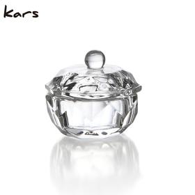 水晶杯做水晶甲 装水晶液 洗笔水杯子 洗光疗笔刷杯子