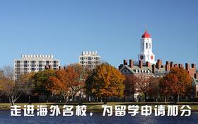 国际游学研学营•小蛙游学·哈佛站