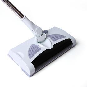 【洗扫拖一机搞定、2年保修】德国沃尔特智能电动扫地机,比传统拖把好用100倍