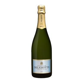 德乐梦白中白香槟  法国 Delamotte Blanc de Blancs Brut, France Champagne AOC