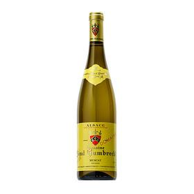 【闪购】珍欢庄园麝香荼蘼干白葡萄酒2016/Domaine Zind Humbrecht Muscat Turckheim 2016