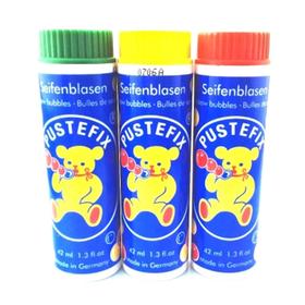 PUSTEFIX泡特飞小瓶彩虹泡泡  42ml