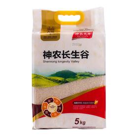 神农大丰 优选活力贡米 清香南方大米长粒香新米 贡米5kg装