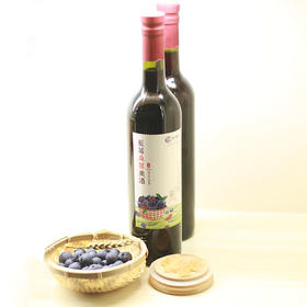 【海归扎根深山8年】蓝莓桑葚果酒