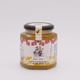 帮卖精选   蜂蜜 广东增城荔枝蜜  500g/罐