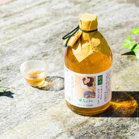 [大粒青梅浸泡 吟酿酒点缀更柔和]日本进口早春梅酒 720mL/300mL