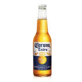 科罗娜啤酒 墨西哥原装进口啤酒瓶装 330ml