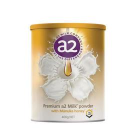 【澳洲直邮】A2全脂10+麦卢卡成人蜂蜜奶