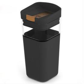 Kafé in the Box 咖啡热饮杯 中号 355ml 时尚黑