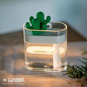 小透明加湿器|生日礼物送女生闺蜜diy韩国创意特别实用ins小清新