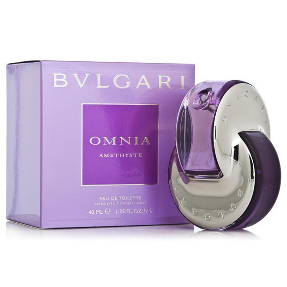hot sale online b70c7 b5969 意大利宝格丽香紫水晶香水40ml(EDT淡香型)