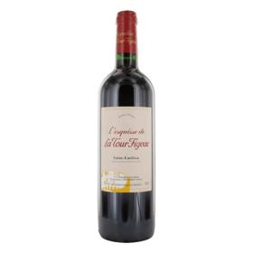 【闪购】拉图飞卓古堡爱思干红葡萄酒2013/L'Esquisse de La Tour Figeac 2013