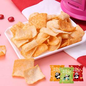 山药脆片2包装  60g/包  3种网红口味,香辣味,香葱味,黑椒牛排味,优质怀山药,酥脆可口