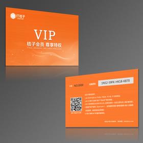 IT桔子VIP月会员卡(尊享卡)
