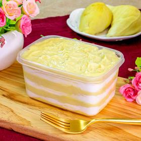 榴莲芒果 盒装榴莲/芒果千层蛋糕