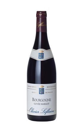 乐飞庄园玛格特干红葡萄酒2014/Domaine Olivier Leflaive Bourgogne Cuvee Margot Rouge 2014