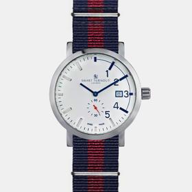 Smart Turnout 二战英国军用表致敬款腕表,帆布表带 | 6 款(英国)