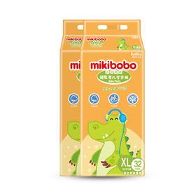 米奇啵啵超柔婴儿学步裤-2包装(XL码)