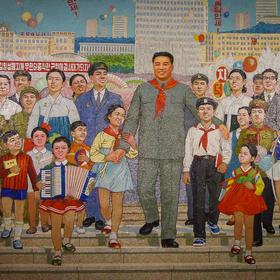 朝鲜平壤高尔夫观光之旅