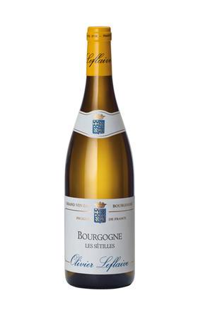 乐飞庄园勃艮第赛乐园干白葡萄酒2015/Domaine Olivier Leflaive Bourgogne Les Setilles Blanc 2015