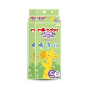 米奇啵啵超柔婴儿学步裤-2包装(XXL码)