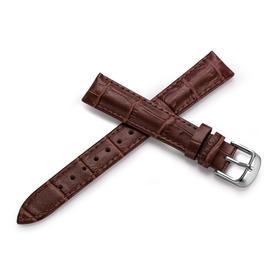 卓致棕色牛皮表带【多种尺寸可选】
