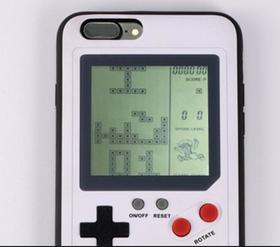【手机壳】俄罗斯方块游戏机手机壳 适用iPhone怀旧手机壳可玩游戏
