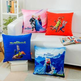 迪士尼  3D数码印花抱枕