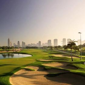 阿联酋高尔夫俱乐部——佛度球场Emirates golf club Dubai