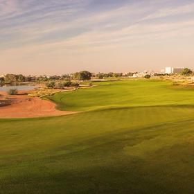 迪拜阿拉伯牧场高尔夫俱乐部Arabian Ranches Golf Club